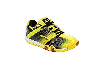 new style ec3ce df3ae Li-ning Hero No.1 Ltd. Edition Badminton Shoes - AYTJ059-6
