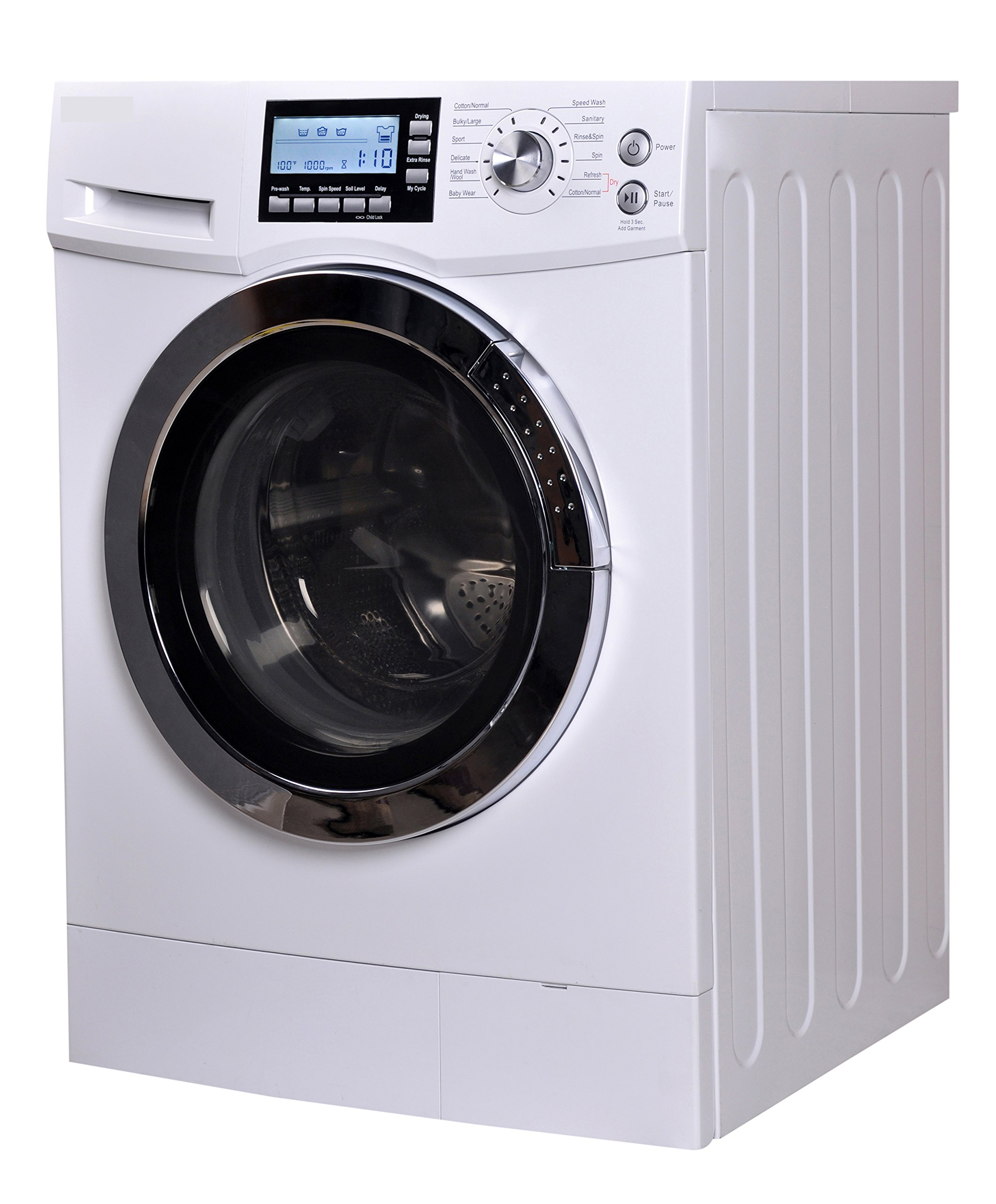 RCA RWD200 2.0 Cubic Feet Front Loading Washer