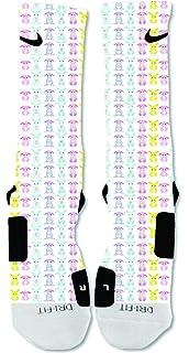 EliteDesignzz Mens Bruh Custom Design Socks