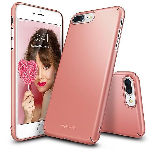 20 opinioni per Custodia iPhone 7 Plus, Ringke [SLIM] Snug-Fit Snella [Tailored Ritagli]