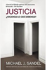 Justicia: ¿Hacemos lo que debemos? (Spanish Edition) Kindle Edition