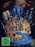 Der wilde Planet - Limited Edition Mediabook (+ 2 DVDs [Blu-ray]