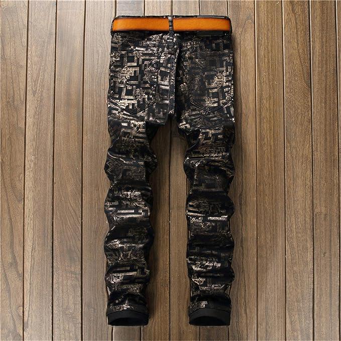 Amazon.com: George Gouge - Pantalones vaqueros para hombre ...