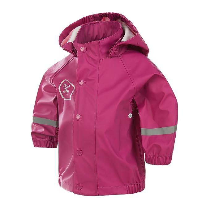 Color Kids - Abrigo impermeable - Impermeable - para niña: Amazon.es: Ropa y accesorios