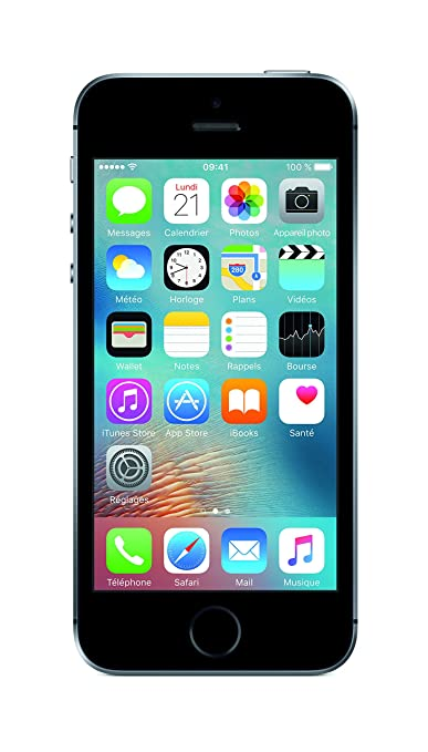 "2 opinioni per Apple iPhone SE Single SIM 4G 16GB Black,Grey- smartphones (10.2 cm (4""), 16 GB,"