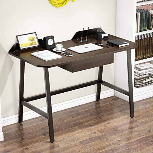 Beginnings Writing Table Writing Desk Workstation W//Drawer Home Office Furniture
