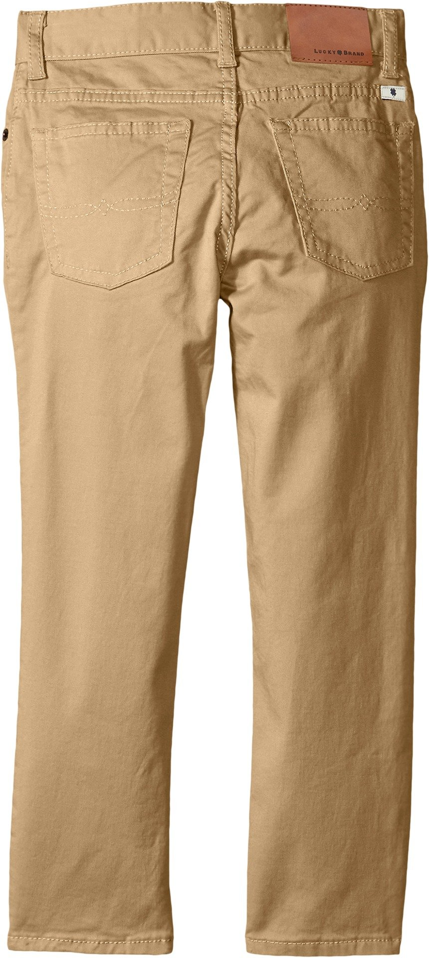 Lucky Brand Toddler Boys' 5 Pocket Stretch Twill Pant, Kelp, 3T by Lucky Brand (Image #2)