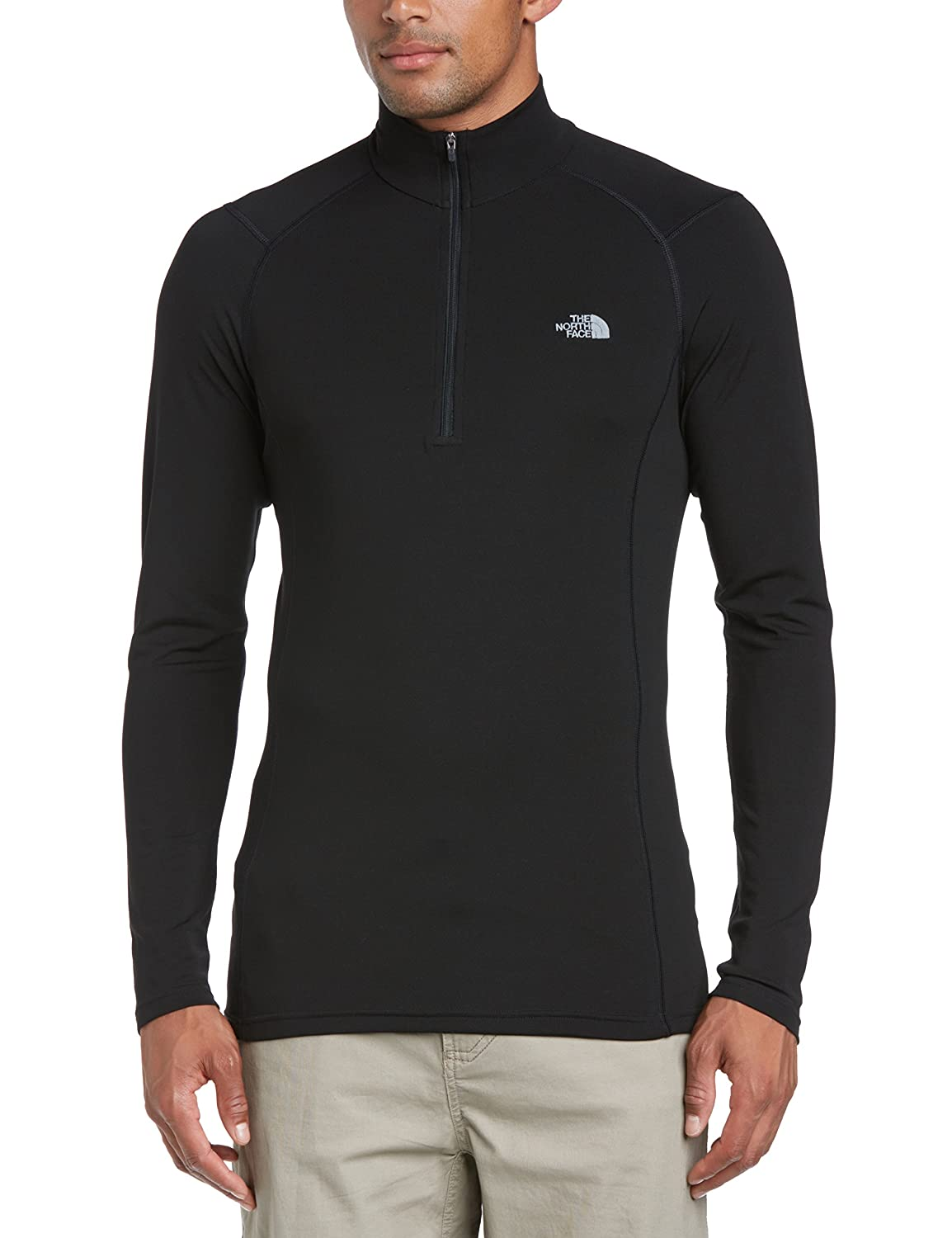 61a540939 The North Face Men's Warm Crew Neck Long Sleeve Base Layer: Amazon ...