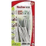 Fischer 77855 Lot de 10 Chevilles universelle UX 6 x 50 mm SK