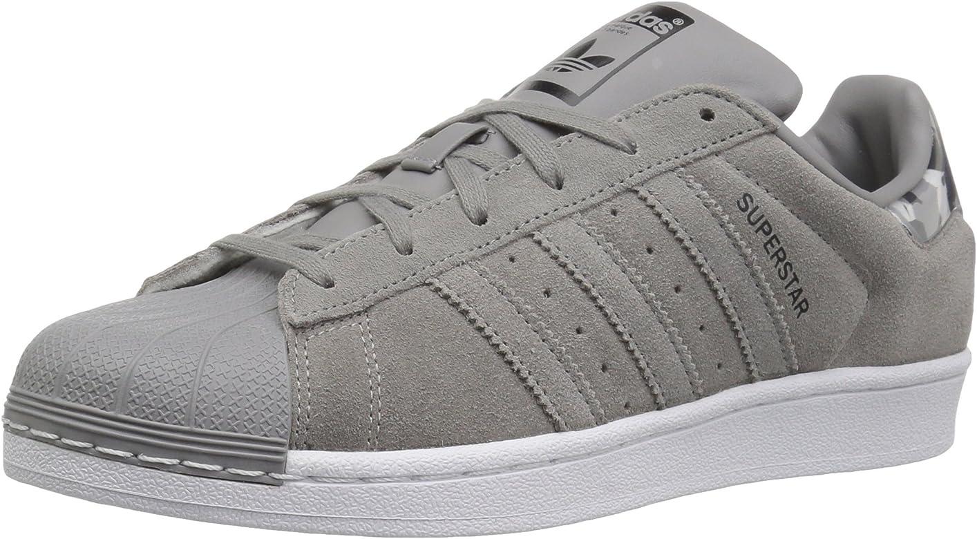 adidas Originals Kids' Superstar Running Shoe