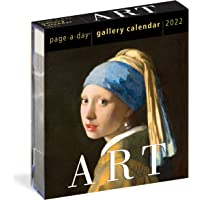 Art Page-A-Day Gallery Calendar 2022: A Year of Masterpieces on Your Desk.