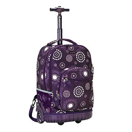 Amazon.com: Rockland, bolsa de viaje de 19 pulgadas, con ...