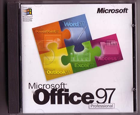 Microsoft Office 97 Professional Edition Upgrade: Amazon co uk: Software