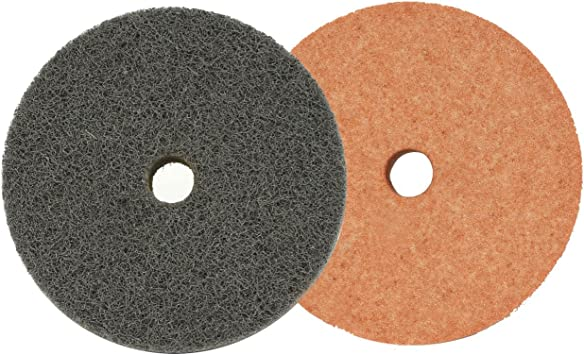 3 Replacement Grinding Wheels for Mini Bench Grinders 2 pack