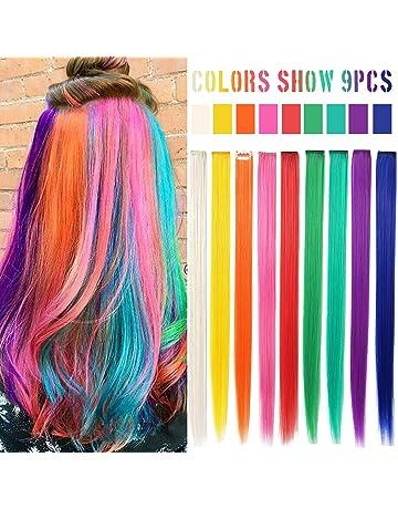 Amazon.es: Extensiones de cabello - Extensiones de cabello, pelucas y accesorios: Belleza