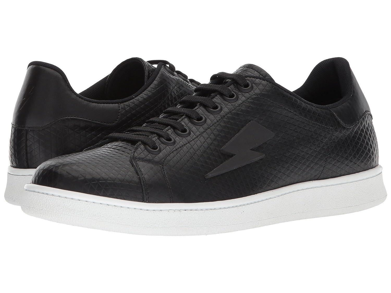 [ニールバレット] メンズ スニーカー Tonal Thunderbolt Tennis Sneaker [並行輸入品] B079P45ZCY