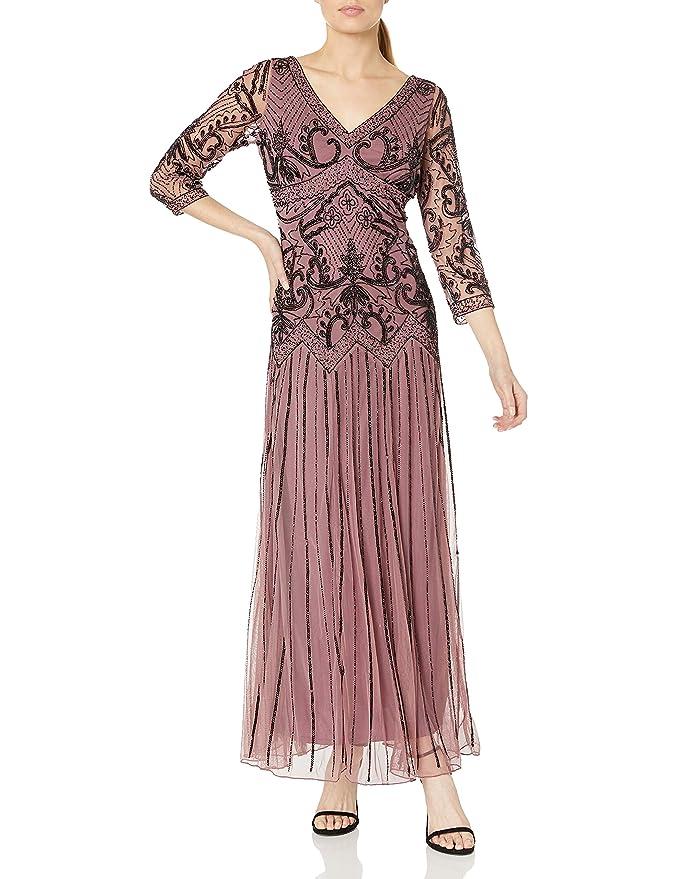 Indian Summers Inspired Clothing Pisarro Nights Womens Formal Dress £208.86 AT vintagedancer.com