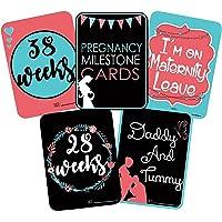Syga Pregnancy Milestone Cards ( Set of 27)