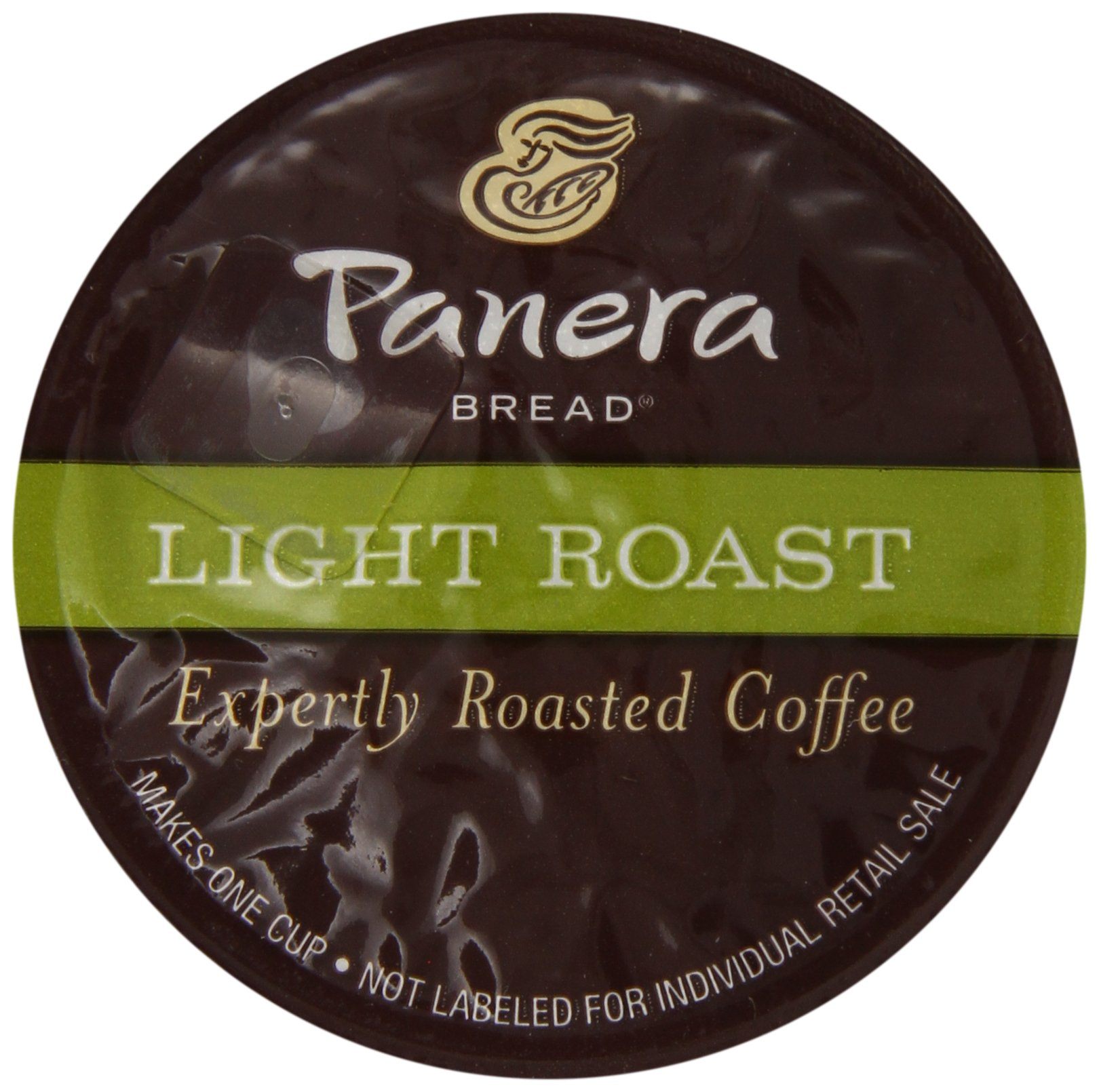 Panera Bread Coffee, Light Roast, 12 Count
