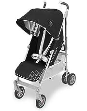 Maclaren Techno XT - Silla de paseo, color negro y gris