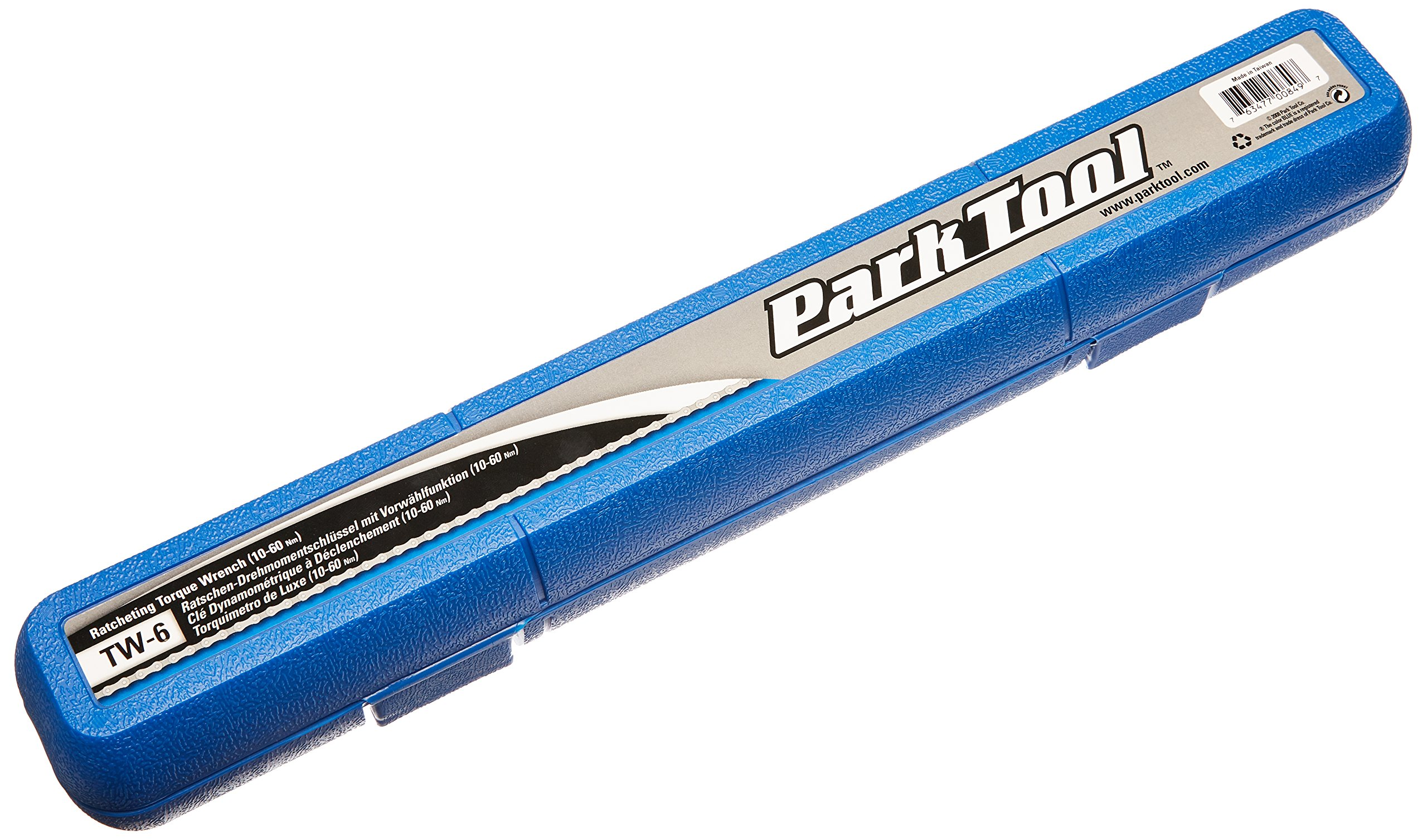 Park Tool TW- 5.2 - Ratcheting Click Type Torque Wrench, 7 1/2-Inch by Park Tool (Image #3)