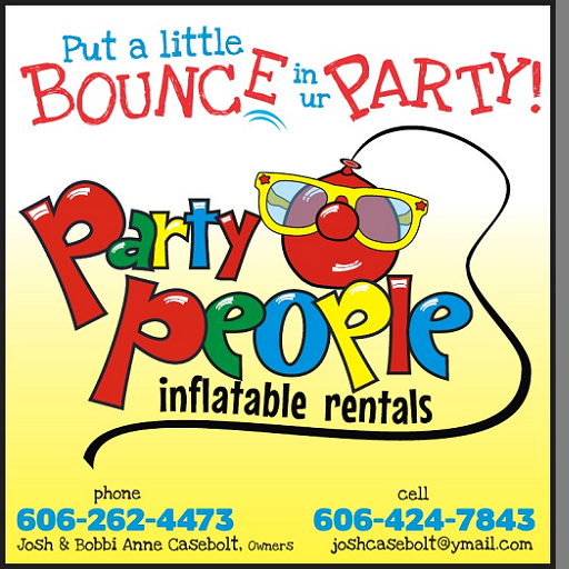 Party People Inflatable (Party Inflatable Rentals)