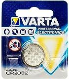 Varta 13501032 Lithium Knopfzelle CR2032, 1er Pack