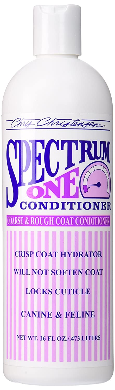 Chris Christensen Spectrum One Coarse and Rough Coat Conditioner