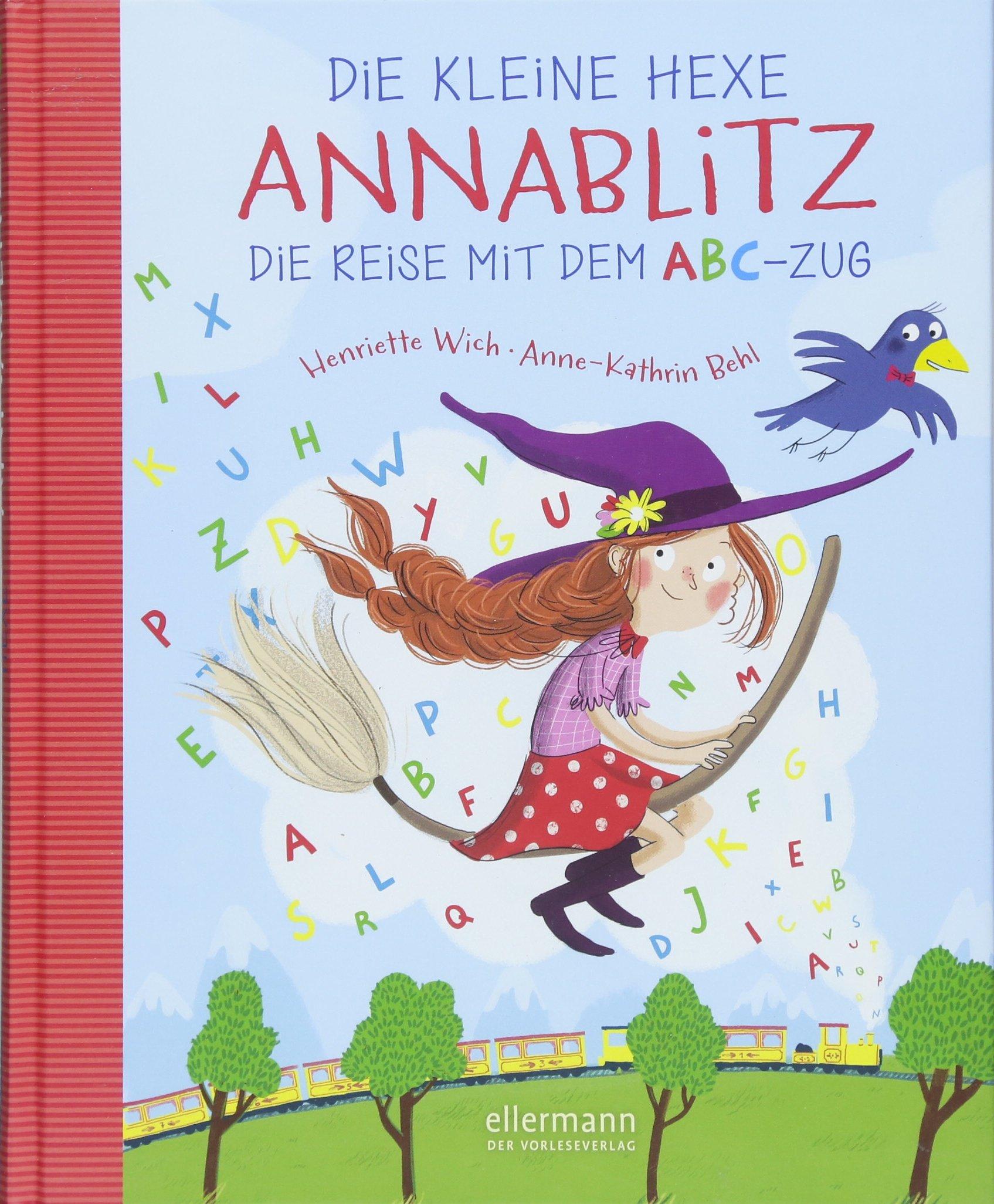 Die kleine Hexe Annablitz - Die Reise mit dem ABC-Zug