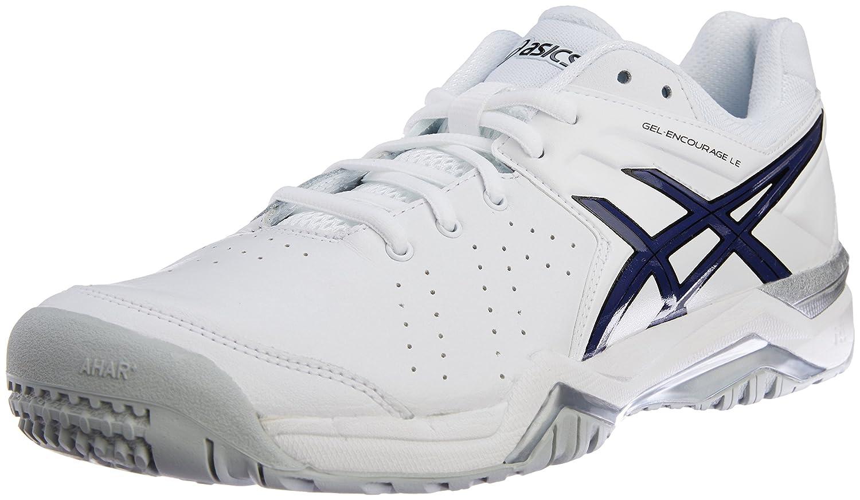 [アシックス] テニスシューズ GEL-ENCOURAGE LE OC TLL749(旧モデル) B00TF8EO8C 27.5 cm ホワイト/ネイビー
