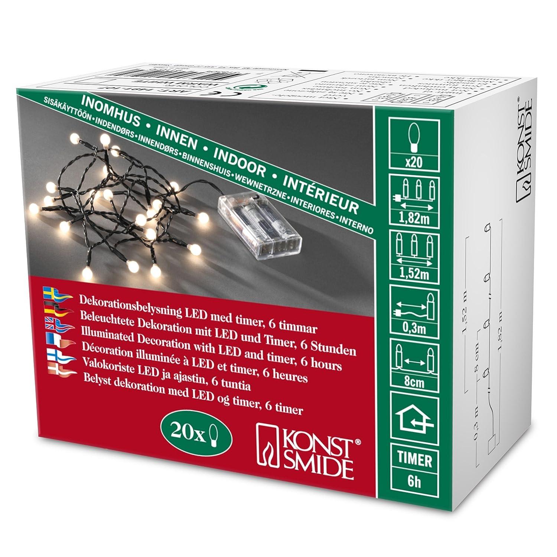 81S8jhtaVJL._SL1500_ Erstaunlich 10er Lichterkette Mit Schalter Dekorationen