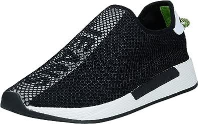 Tommy Hilfiger Technical Mesh Flexi Sneaker, Zapatillas Hombre, Negro (Black 990), 45 EU