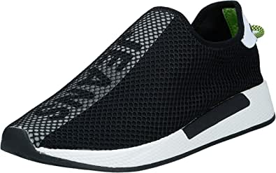 Tommy Hilfiger Technical Mesh Flexi Sneaker, Zapatillas Hombre, Negro (Black 990), 44 EU