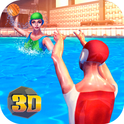 Impressive Water Polo Athletic Team Manager: Summer Sports simulator For Boys And Girls
