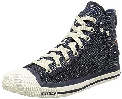 DIESEL Exposure, Zapatillas Altas para Hombre: Amazon.es: Zapatos y complementos