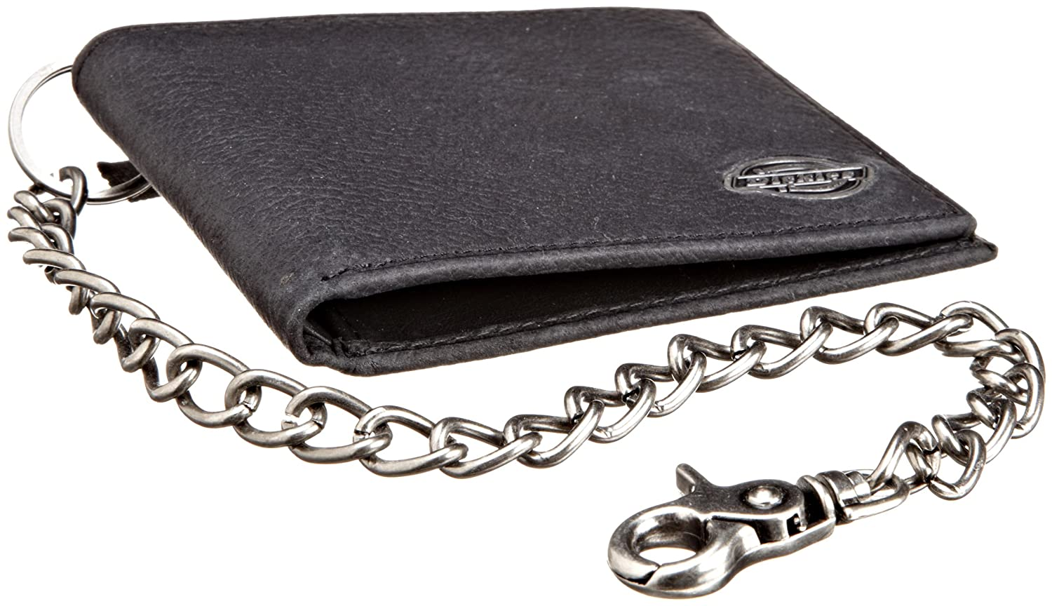 Dickies Leather Slimfold Wallet Chain Image 3