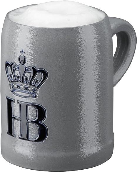 HB Hofbr/äuhaus M/ünchen Chope de bi/ère Allemande Munich Hofbr/äuhaus M/ünchen HB 0,5 litres King Werk KI 1000066