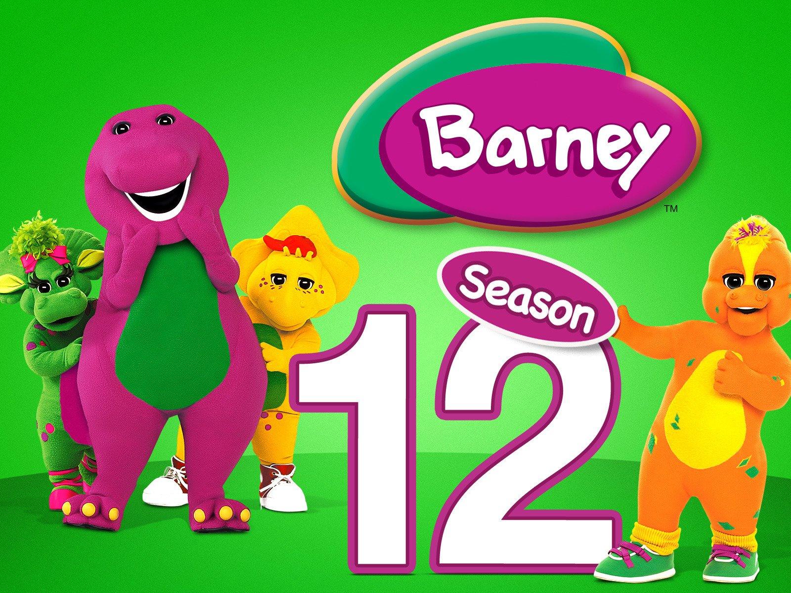 Amazon Com Watch Barney Season 12 Prime Video