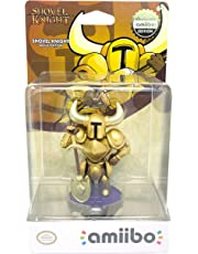 Yacht Club Games – Shovel Knight - Shovel Knight Gold Amiibo, Color Dorado