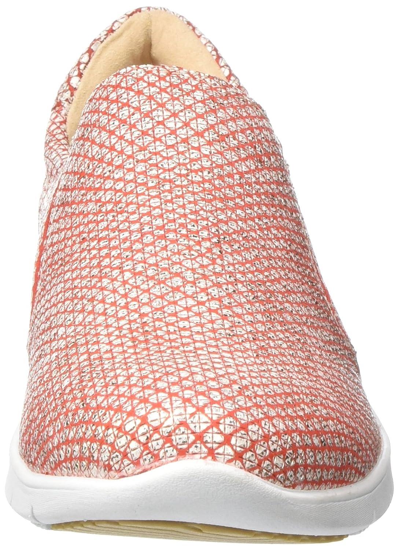 Caprice Damen Rot 24610 Slipper Rot Damen (ROT Structure 506) d21254