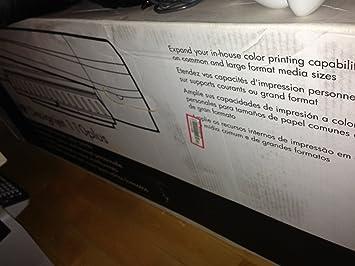 HP Designjet 110plus r Printer - Impresora de gran formato (PCL 3 ...