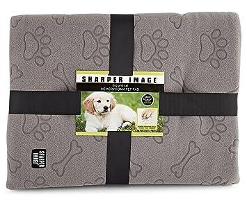 De espuma con efecto memoria, diseño de gato y perro de mascota pad – Hound