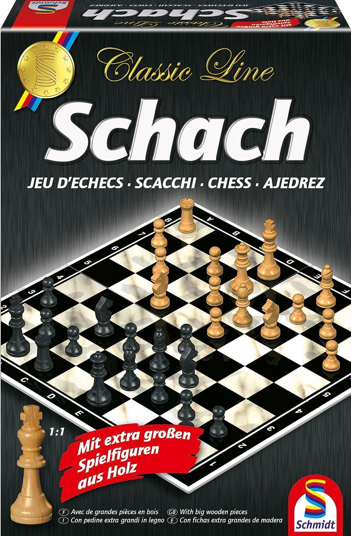 Schmidt Spiele 49082 Estrategia - Juego de Tablero (Estrategia, 40 min, Niño/niña, 9 año(s), 190 mm, 67 mm): Amazon.es: Juguetes y juegos