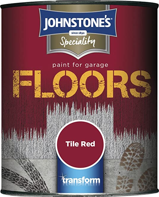Johnstones 307943 750ml Garage Floor Paint