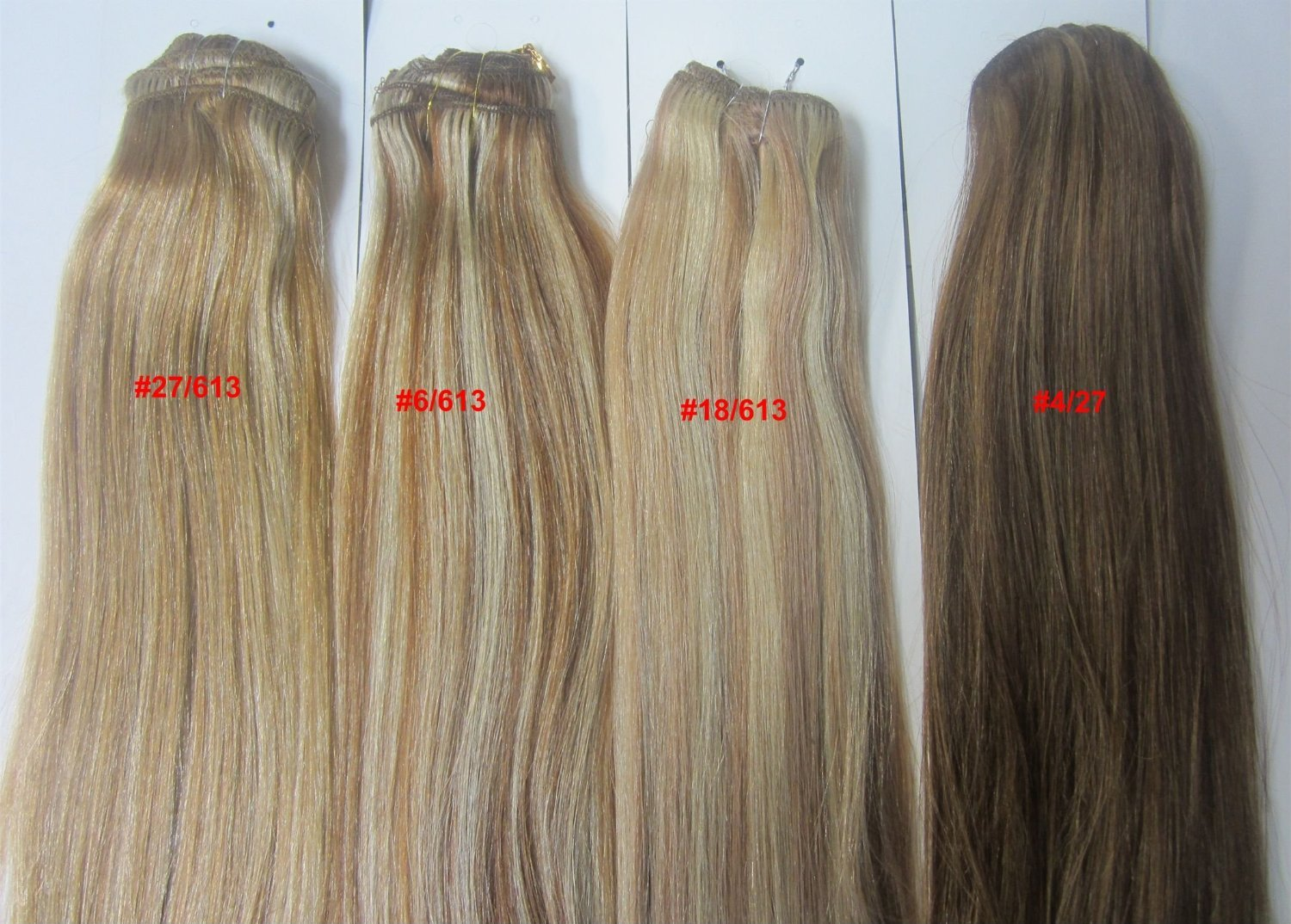 Amazon 18 clip in human hair extensions 10pcs 100g color amazon 18 clip in human hair extensions 10pcs 100g color 427 brown with blonde highlights health personal care pmusecretfo Image collections