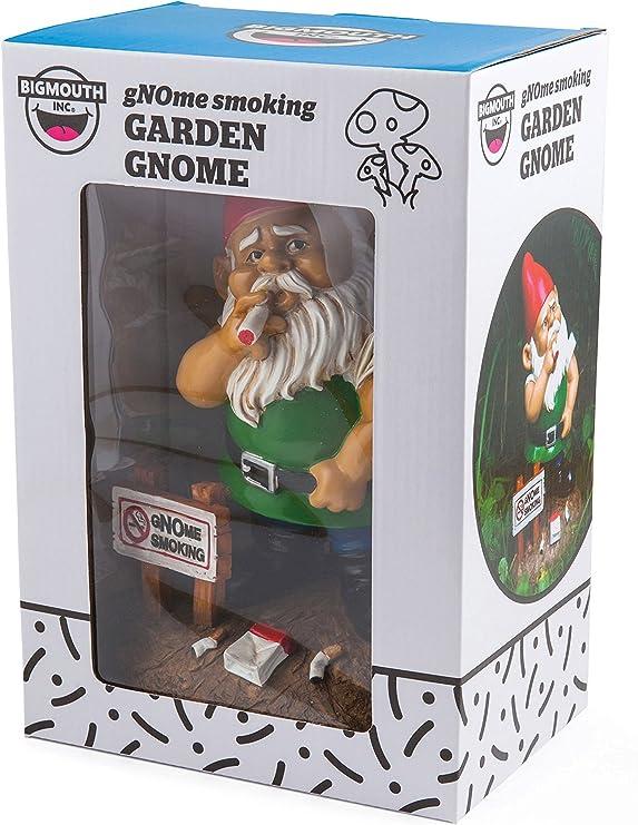 BigMouth Inc Smoking Garden Gnome