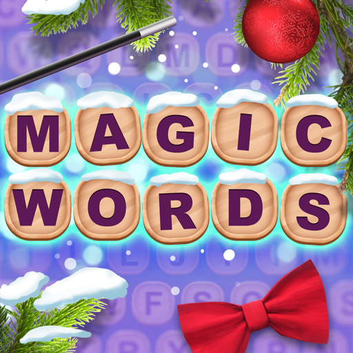 Magic Words  Free Word Spelling Puzzle