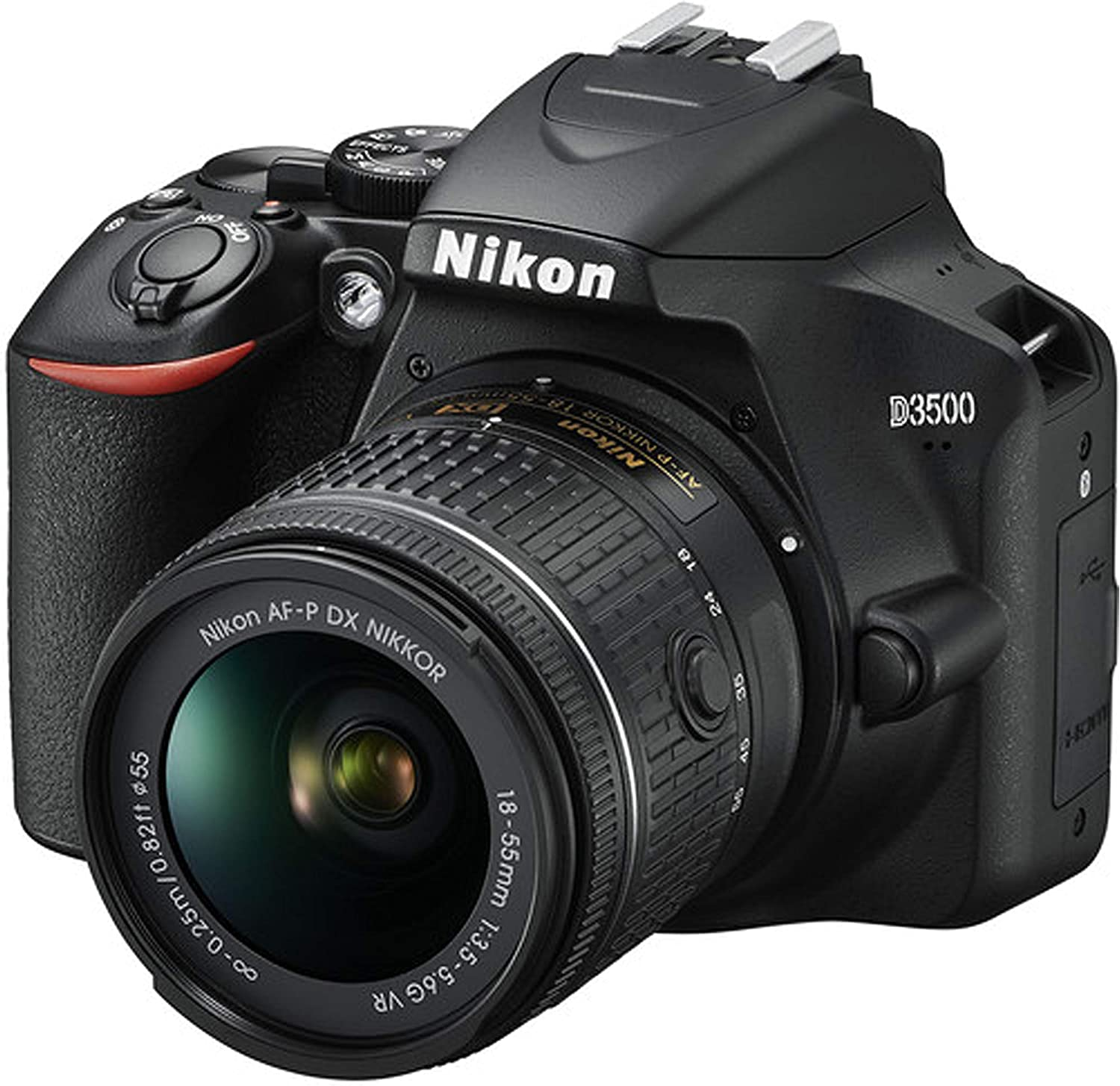 Best Filmmaking Camera - Nikon D3500