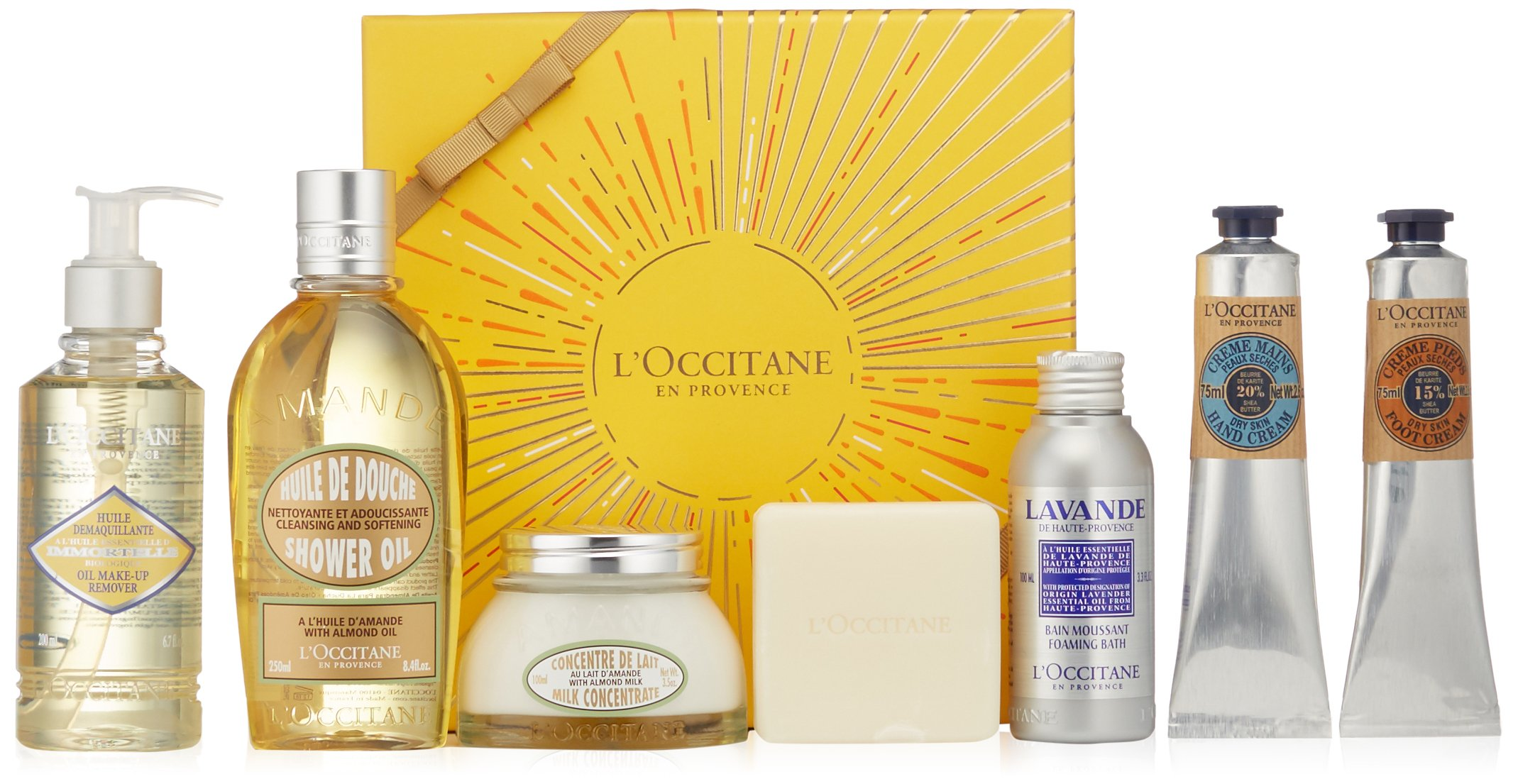 L'Occitane Customer Favorites Star Gift Set