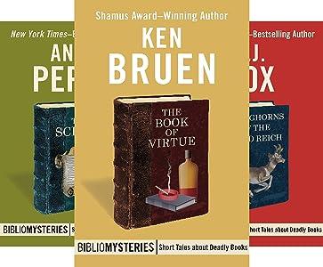 Bibliomysteries (Serie de 32 libros) Edición para Kindle